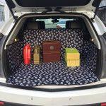 WEIJIGUOJI Housse de Siège Auto Chien Voiture Siège de Couvre Coffre de Protection Imperméable Tapis pour Chien de la marque WEIJIGUOJI image 6 produit