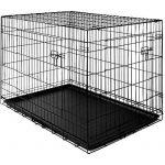 Cage boite transport pour chien et animaux - Fermable et pliable - Taille S - avec poignée de la marque DEUBA GmbH & Co. KG. image 3 produit