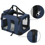 Cage de transport chien taille l : trouver les meilleurs produits TOP 8 image 4 produit