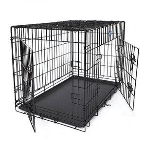 Cage de transport pour chien grande taille ; comment trouver les meilleurs en france TOP 1 image 0 produit