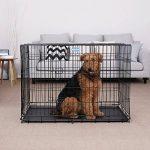 Cage de transport pour chien grande taille ; comment trouver les meilleurs en france TOP 1 image 1 produit