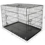 Caisse de transport chien pliable ; acheter les meilleurs produits TOP 0 image 1 produit