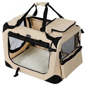 Caisse de transport chien pliable ; acheter les meilleurs produits TOP 11 image 0 produit