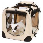 Caisse de transport chien pliable ; acheter les meilleurs produits TOP 11 image 1 produit