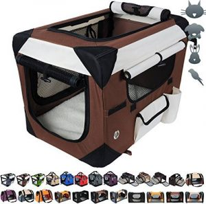 Caisse de transport chien pliable ; acheter les meilleurs produits TOP 12 image 0 produit