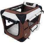 Caisse de transport chien pliable ; acheter les meilleurs produits TOP 12 image 4 produit