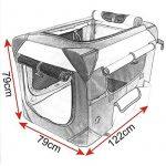 Caisse de transport chien pliable ; acheter les meilleurs produits TOP 12 image 6 produit
