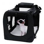 Caisse de transport chien pliable ; acheter les meilleurs produits TOP 3 image 1 produit