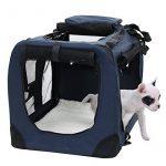 Caisse de transport chien pliable ; acheter les meilleurs produits TOP 5 image 1 produit