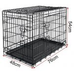 Caisse de transport chien pliable ; acheter les meilleurs produits TOP 8 image 3 produit
