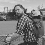 K9Sport Sacktm Air | Sac à dos de transport pour animaux pour chiens de petite et moyenne taille | Face à la route réglable Lot | vétérinaire avec un certificat Safe Sac pour Voyager au transport canine de la marque K9 Sport Sack image 5 produit