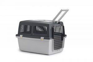 Kerbl Chien Box de Transport Gulliver Méga 70x50x51 cm Noir/Gris de la marque Kerbl image 0 produit