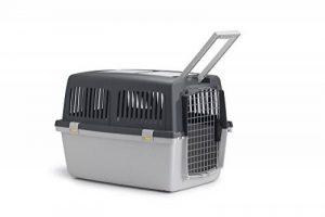 Kerbl Chien Box de Transport Gulliver Méga 92x64x66 cm Noir/Gris de la marque Kerbl image 0 produit