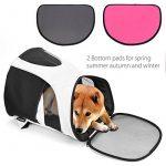 Sac à dos de transport pour chien ; top 12 TOP 1 image 4 produit