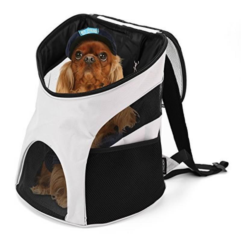 1a3b55a621 Sac à dos pour chien, faire le bon choix pour 2019 - Transporter Son ...