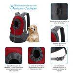 Sac à dos transport chien randonnée : faire des affaires TOP 8 image 3 produit