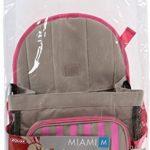 Sac de transport ventral MIAMI rose pour petit chien (impératif de regarder les dimensions) de la marque Zolux image 1 produit