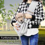 Sac dos transport chien ; comment choisir les meilleurs modèles TOP 11 image 5 produit