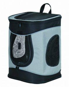 Trixie Sac à Dos Timon Nylon 34 × 44 × 30 cm Noir/Gris de la marque Trixie image 0 produit