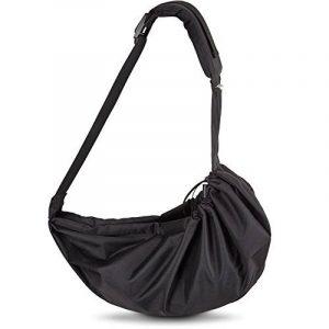 VITAZOO sac de transport pour chien avec épaulette confortable, réglable, lavable, résistant jusqu'à 15 kg | avec 2 ans de garantie satisfaction | sac de transport pour chien, animaux domestiques et chats, sac de transport, sac à dos chien, pochette de tr image 0 produit