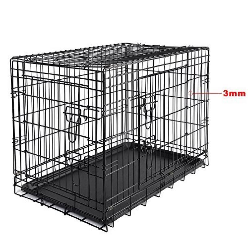 caisse de transport chien pliable acheter les meilleurs. Black Bedroom Furniture Sets. Home Design Ideas