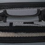 WOLTU Oxford Cage de transport pliable pour chien,, Sac de transport exterieur pour animal,Taille M 60x42x42cm,Gris HT2026gr-a de la marque Woltu image 5 produit